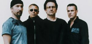 U2 named greatest act of the last 25 years