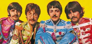 Signed Beatles single for sale at auction