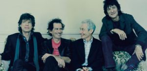 The Rolling Stones stronger with tension