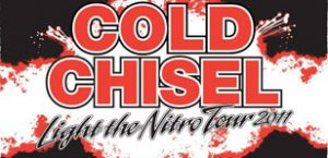 COLD CHISEL TICKETS GO BALLISTIC