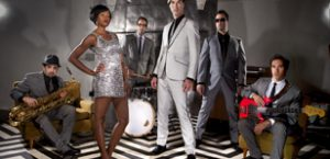Fitz and the Tantrums feel like dancing!