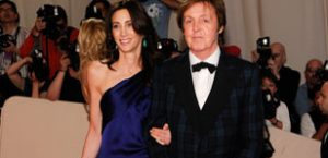 McCartney proposed with diamond ring