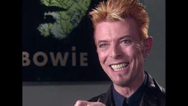 David Bowie Interview with Molly Meldrum, '97 – Part 1