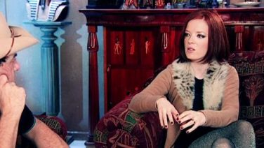 Shirley Manson interview with Molly Meldrum – Part 1