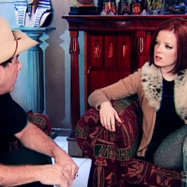 Shirley Manson interview with Molly Meldrum – Part 2