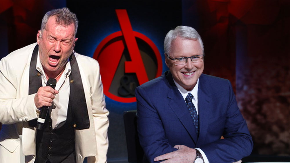 Jimmy Barnes Set To Return To 'Q&A' Next Week