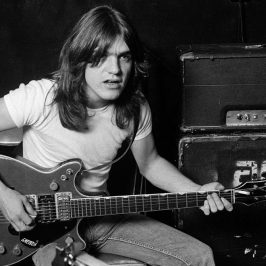 AC/DC Legend Malcolm Young Passes Away Aged 64