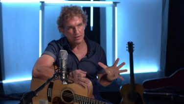 Ian Moss on his new album