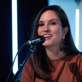 Missy Higgins on hitting the road