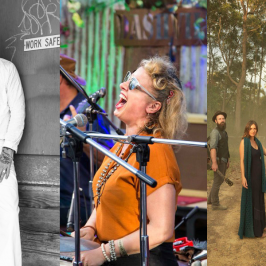 The Waifs & CW Stoneking To Headline Dashville Skyline 2018
