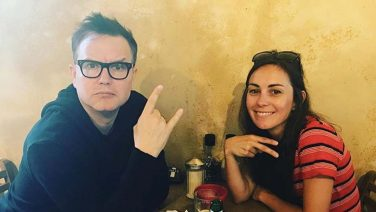 Amy Shark Confirms Blink-182's Mark Hoppus Will Feature On Her Debut Album