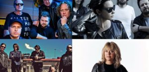 Suzi Quatro, The Angels & More Confirmed For Red Hot Summer Tour 2019