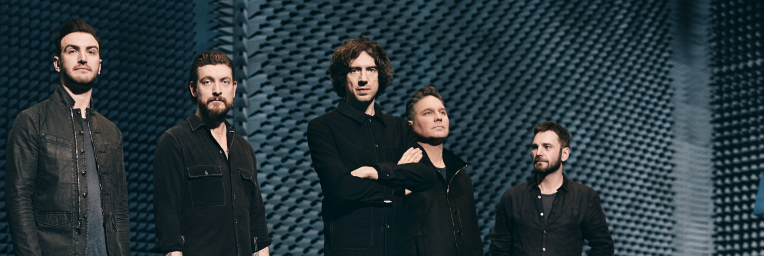 WIN: Tickets to an exclusive filming of Snow Patrol for Studio MAX