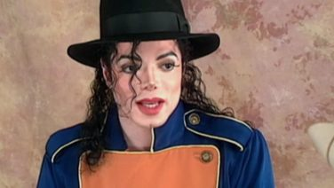 Molly's Moments In Music: Michael Jackson Interview
