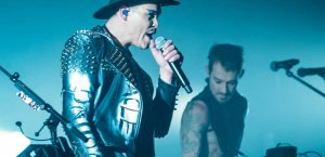 EXCLUSIVE: Luke Steele Says The Sleepy Jackson Are Working On A 'Pretty Amazing New Record'