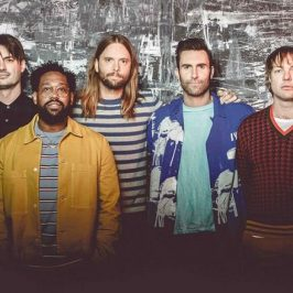 Maroon 5 To Tour Australia In 2019