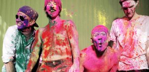 Red Hot Chili Peppers Are Coming Back To Australia For A Massive 2019 Tour
