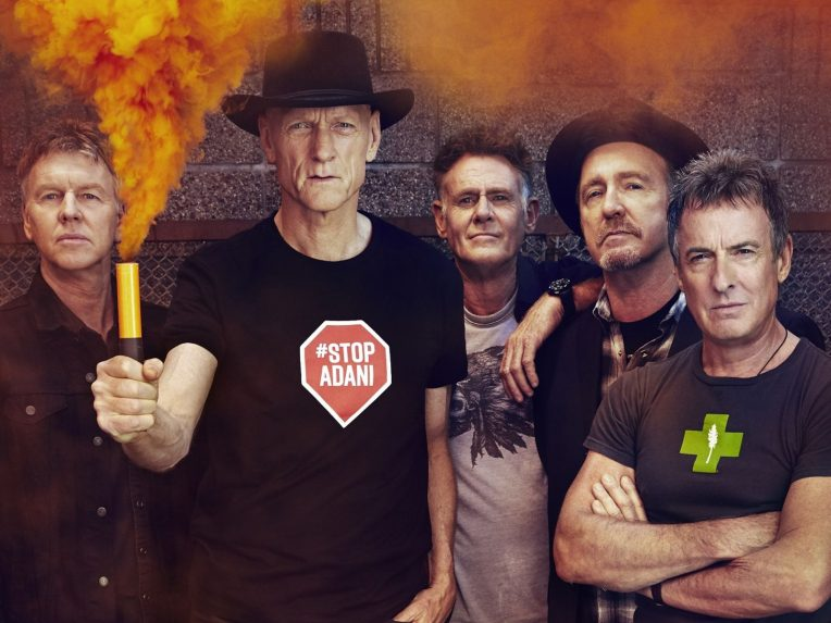 Midnight Oil To Headline 'World's Most Remote Music Festival' In 2019