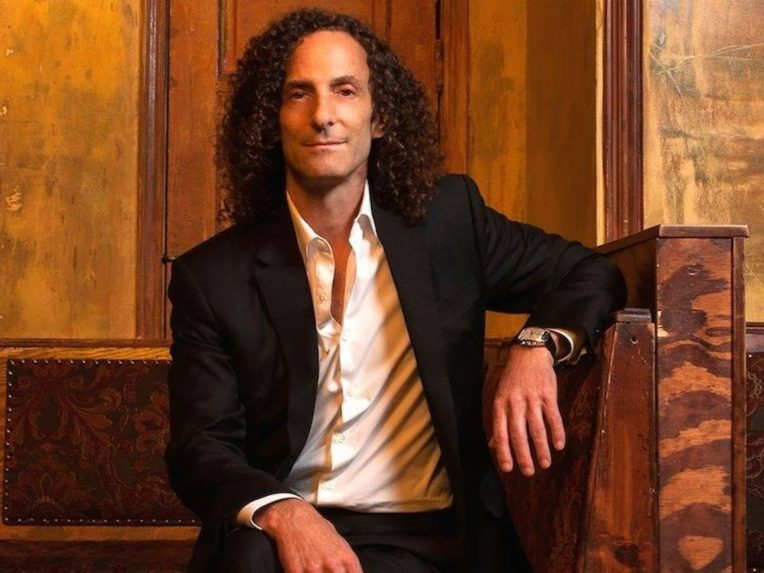 Kenny G Announces 2019 Australian Headline Shows