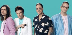 Weezer Cover Michael Jackson, Black Sabbath & More On Surprise New Album