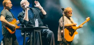 Phil Collins Kicked Off His Long-awaited Tour In Brisbane Last Night – Here's What Happened