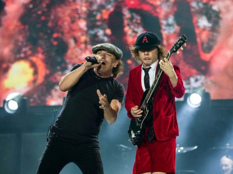 Apparently Brian Johnson Has Confirmed A New AC/DC Album Is Coming & He's On It