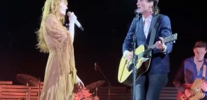 WATCH: Florence & The Machine Invite Marlon Williams Onstage In Sydney