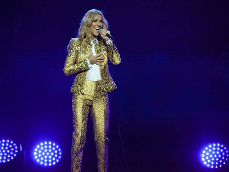A Celine Dion Biopic Is On The Way