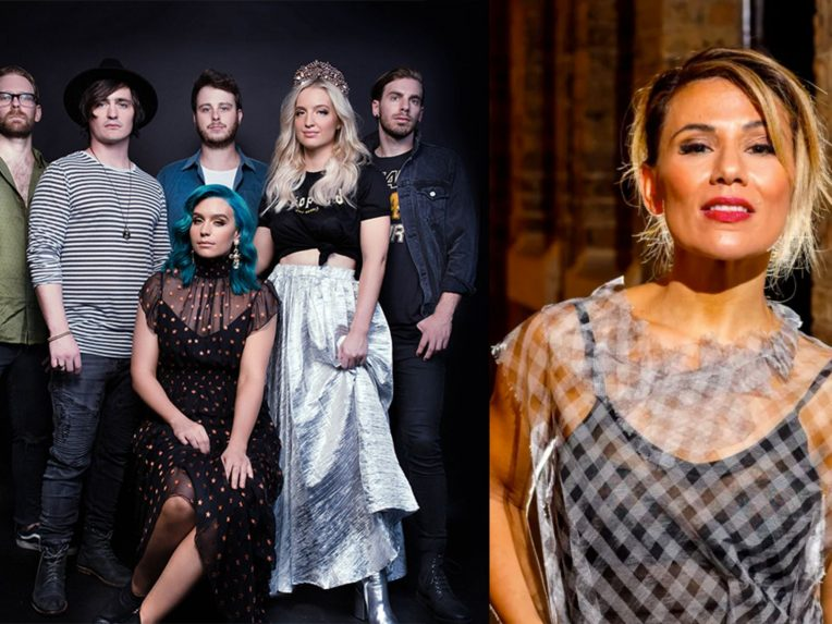 Sheppard & Bachelor Girl's Tania Doko Release Their Eurovision Entry Tracks