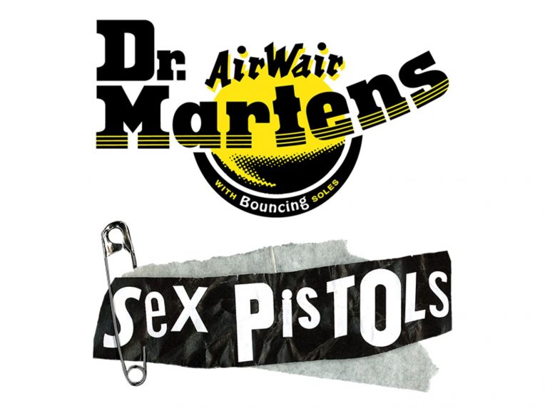 Dr Martens Have Released A Line Of Sex Pistols Themed Boots, Clothes & Bags
