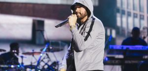 Eminem Smashed The MCG Live Concert Attendance Record Last Night