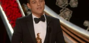 Rami Malek Takes Out Best Actor At Oscars For 'Bohemian Rhapsody'