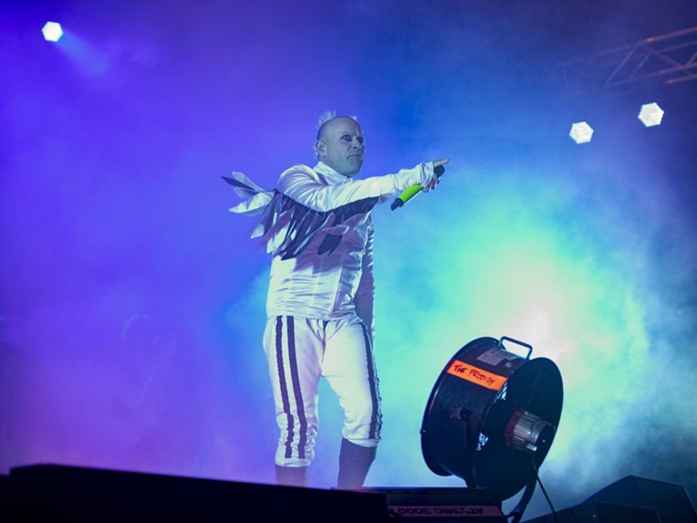 'A True Icon In Every Way': The World Reacts To The Passing Of The Prodigy's Keith Flint