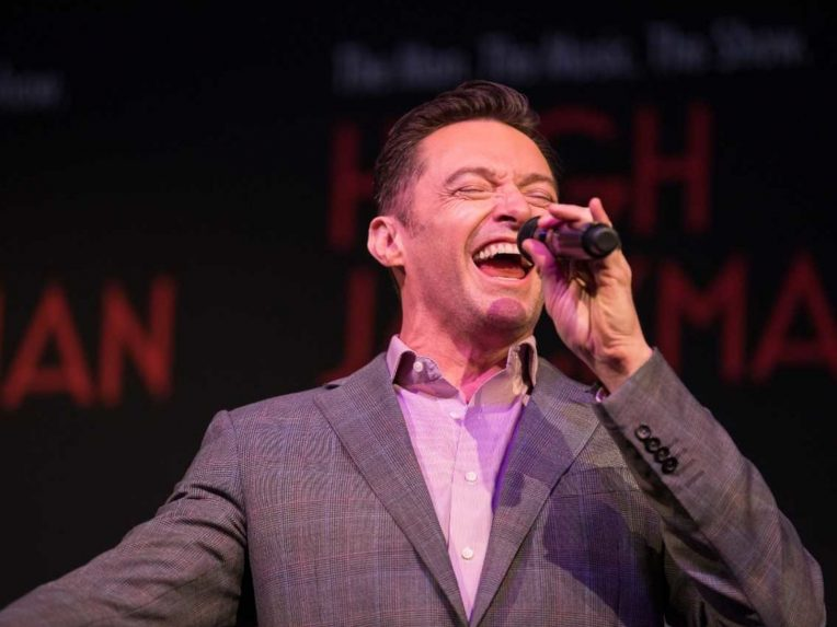 Hugh Jackman To Bring 'The Man. The Music. The Show.' Tour To Australia