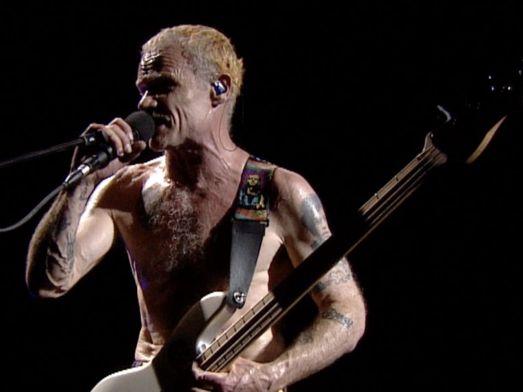 RHCP's Flea Rips NSW Govt's Festival Policy: 'The Stupidest Fucking Thing I've Ever Heard'