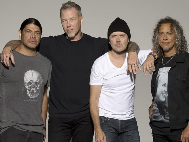 Metallica Announce Australian Stadium Tour With Slipknot As Special Guests