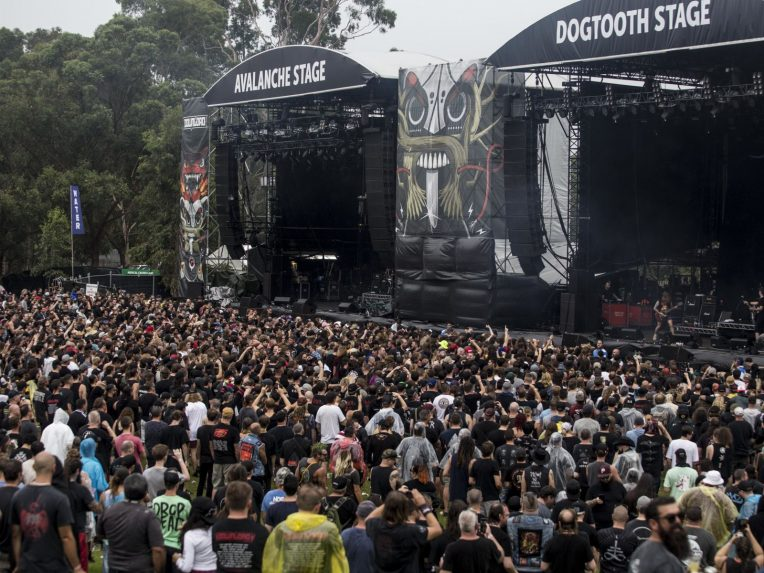 Download 2019 Proved Why Australia Needs Heavy Music Festivals