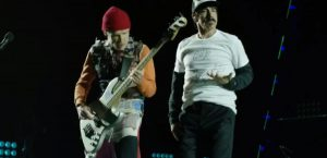 Watch Red Hot Chili Peppers Perform At Egypt's Great Pyramids Of Giza