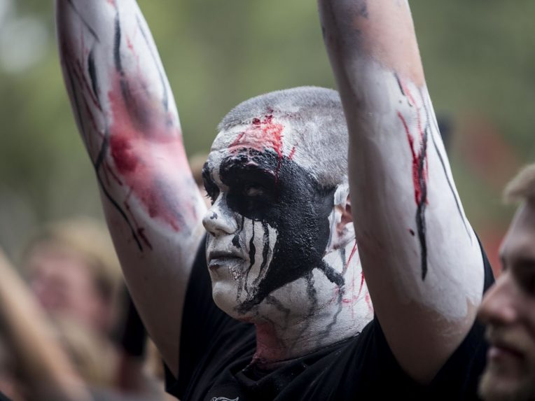 Science Just Proved That Death Metal Doesn't Inspire Violence