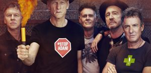 Midnight Oil Aiming To Release New Music Next Year Following Final 2019 Shows