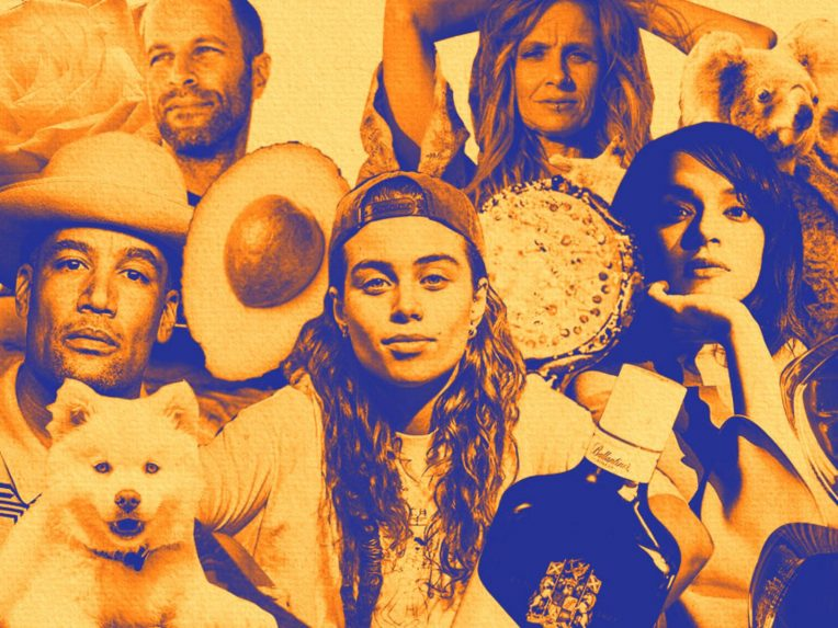We Got Our Hands On The Bluesfest Rider; Here's Who We Think Wants Pups, Guac & More