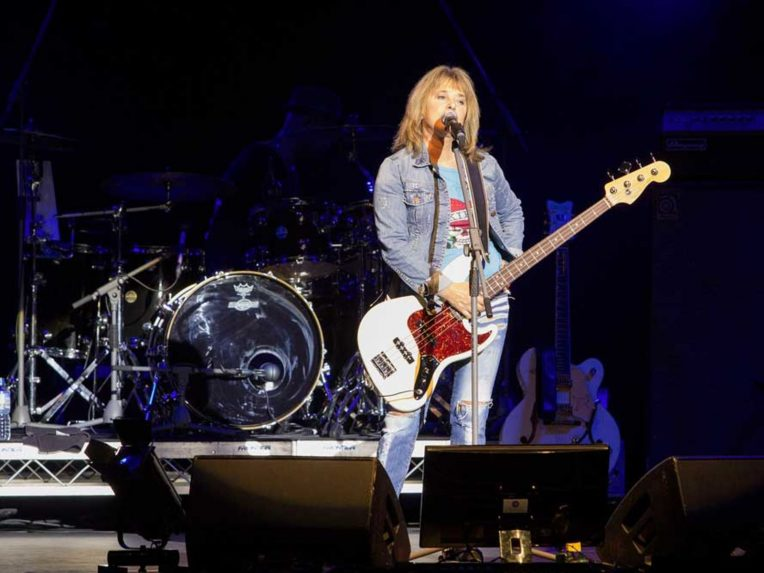 Suzi Quatro Returns To Australia With New Album