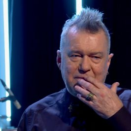 Jimmy Barnes talks about My Criminal Record