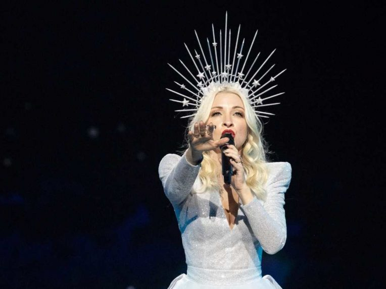 Kate Miller-Heidke Voted Through To Eurovision Grand Final