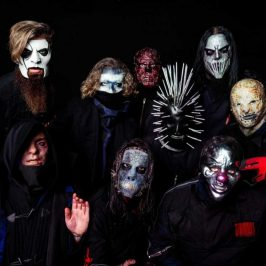 Slipknot Announce New Album 'We Are Not Your Kind' Ahead Of Australian Tour