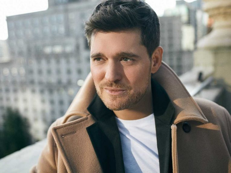 Michael Bublé To Return To Australia In 2020For Arena Tour