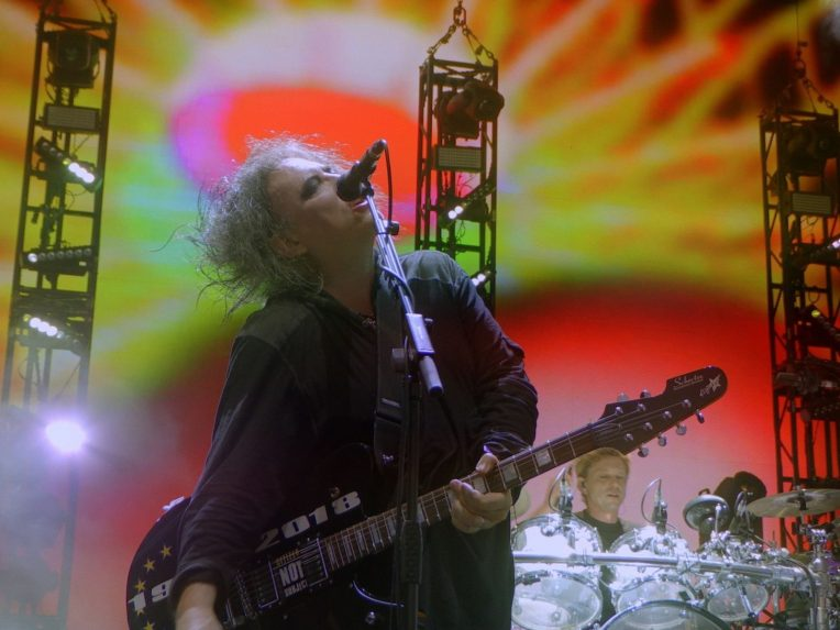 The Cure's 40th Anniversary Hyde Park London Show Coming To Aussie Cinemas