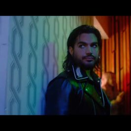 ADAM LAMBERT ON 'COMIN IN HOT' AND THE VIDEO