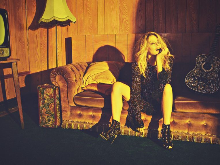 Can't Get Her Out Of Our Head – Kylie Minogue Fights For #1ARIA Debut