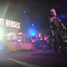 EXCLUSIVE: Watch Jimmy Barnes Unleash In 'I'm In A Bad Mood' Live Music Video